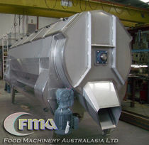 horizontal peeler centrifuge  Food Machinery Australasia