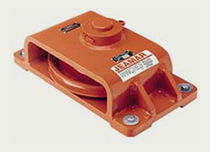 horizontal pulley block 1 000 - 83 000 lb, 2.25'' - 26.34'' | HB series Jeamar Winches