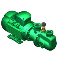horizontal single screw pump max. 6 m³/h, max. 7 bar | R series  NOVA ROTORS s.r.l.