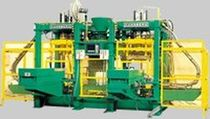 hot-box core making machine max. 120 cycles/h | SF series FRITZ HANSBERG