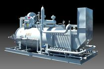hot water boiler max. 450 °F, max. 600 psig | ATX ASC Process Systems