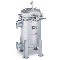 housing for multi-bag filter MAXILINE series Eaton Filtration