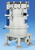 housing for multi-cartridge filter max. 30 000 l/h SONDERMANN PUMPEN + FILTER GMBH & Co. KG