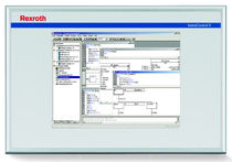 human machine interface IndraControl VEP Bosch Rexroth - Electric Drives and Controls