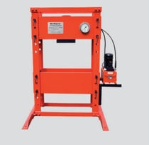 hydraulic bench press 10 - 200 t | HPB series Hi-Force Hydraulics
