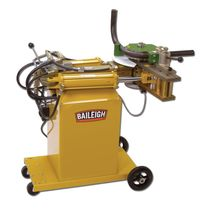 hydraulic bending machine 2.5&quot; | RDB-150 Baileigh Industrial