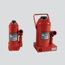 hydraulic bottle jack 3 - 100 t | JSS series Hi-Force Hydraulics
