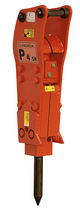 hydraulic breaker for small size loader 135 kg | P4 SH PMV Promove s.r.l.