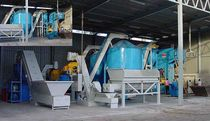hydraulic briquetting press  MHG