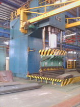 hydraulic C-frame forming press 800 - 12 500 kN Tianjin Tianduan Press Co.,Ltd.