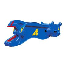 hydraulic demolition shears: scrap cutting shears 18 - 80 t | AS series ARDEN Equipment
