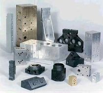 hydraulic drilled block  MECABOR