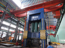 hydraulic forging press 3 200 t Tianjin Tianduan Press Co.,Ltd.