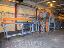 hydraulic forging press max. 2500 t ACCUDYNE ENGINEERING and EQUIPMENT COMPANY