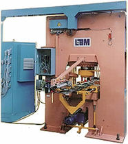 hydraulic forming press 1 500 kN LBM Presses
