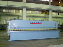 hydraulic guillotine shears 190 - 2 800 kN | CI series COLGAR