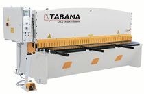 hydraulic guillotine shears 1 000 x 350 mm Tabama Sheet Metal Working Machinery