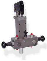 hydraulic hand pump 1/4&quot; RE:Automation Technology Inc.