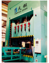 hydraulic hot forming press  Tianjin Tianduan Press Co.,Ltd.