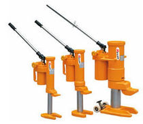 hydraulic jack 5 - 25 t | HM series HU-LIFT