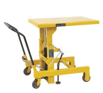 hydraulic lift table max. 2 000 lbs Wesco