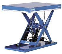 hydraulic lift table 500 - 2000 kg, max. 800 mm | AX series HYMO