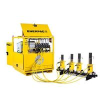 hydraulic lifting system EVO series  ENERPAC