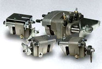 hydraulic / mechanical combinated disc brake H/ME series Tolomatic, TOL-O-MATIC