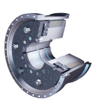 hydraulic multi-disc clutch for marine application max. 2 000 000 Nm | KMS series STROMAG