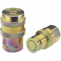 "hydraulic non-spill quick coupling 1/8 - 2"", max. 690 bar 