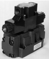 hydraulic pilot solenoid valve max. 4 500 psi, max. 300 lpm | SW-G04 series TDZ