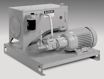 hydraulic power unit 1 - 2 000 gal  CONTINENTAL HYDRAULICS