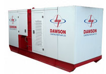 hydraulic power unit 93 - 470 kW | DHP series DAWSON CONSTRUCTION PLANT LIMITED