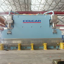 hydraulic press brake 750 - 2 750 kN |  PS series COLGAR