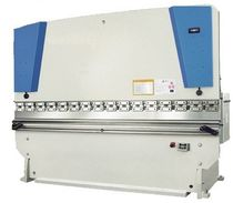 hydraulic press brake 1 320 - 4 000 mm | WC67Y Nantong Best Numerically controlled Machine