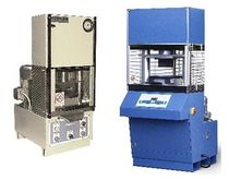 hydraulic press  Ceramic Instruments Srl