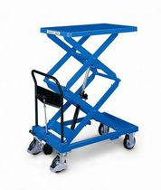 hydraulic scissor lift table 150 - 800 kg LECQ EQUIPEMENT