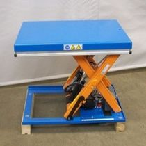 hydraulic scissor lift table 500 daN, 550 mm, EN 1570 | HT-T-H-005-1021-0 ADE-WERK