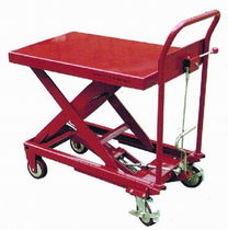 hydraulic scissor lift table CYT-A TOHO-RONGKEE ELECTRONIC AND MACHINERY CO., LTD