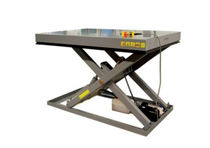 hydraulic scissor lift table 500 - 10 000 kg | E, J series ALMA