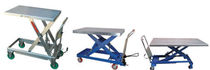 hydraulic scissor lift table 220 - 4 000 lb | CART series Vestil Manufacturing