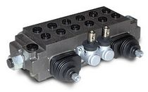 "hydraulic sectional valve 3/8 - 1"", 380 bar Galtech Oleodinamica"
