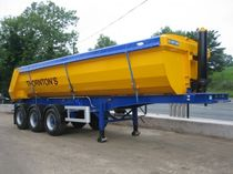 hydraulic skip trailer  Chieftain Trailers