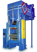 hydraulic straight-side press 30 - 2 000 t French Oil Mill Machinery Co
