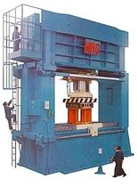 hydraulic straightening press  MHG