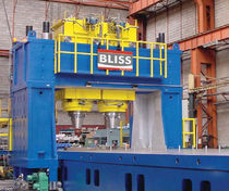 hydraulic straightening press max. 3 000 t | PHR 3000  Bliss - Bret