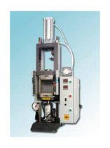 hydraulic transfer press max. 12 t | C series Carver Inc.