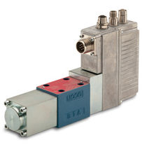 hydraulic valve for wind turbine  MOOG