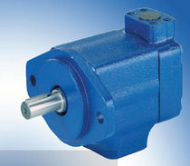 vane hydraulic pump 1 800 rpm, 210 bar | PVV series Bosch Rexroth - Industrial Hydraulics