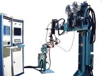 hydraulic welding machine  Jet Line Engineering
